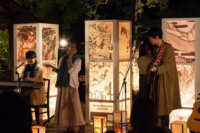 出展:松江水燈路公式ホームページ マイトリー