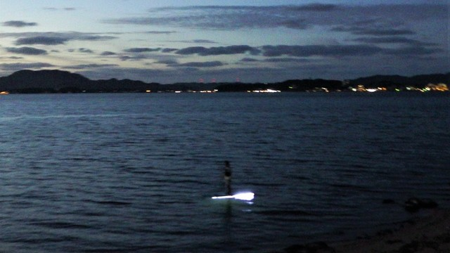 出展:松江水燈路公式ホームページ 水燈路ナイトSUP