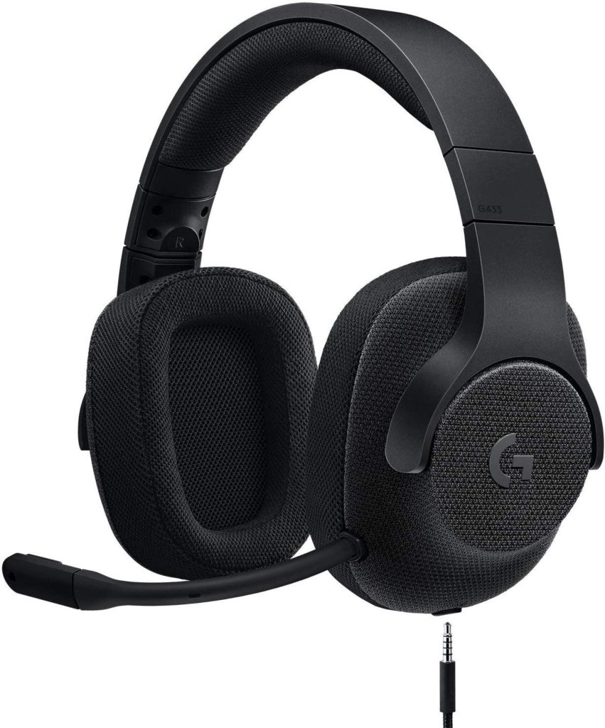 Logicool G433